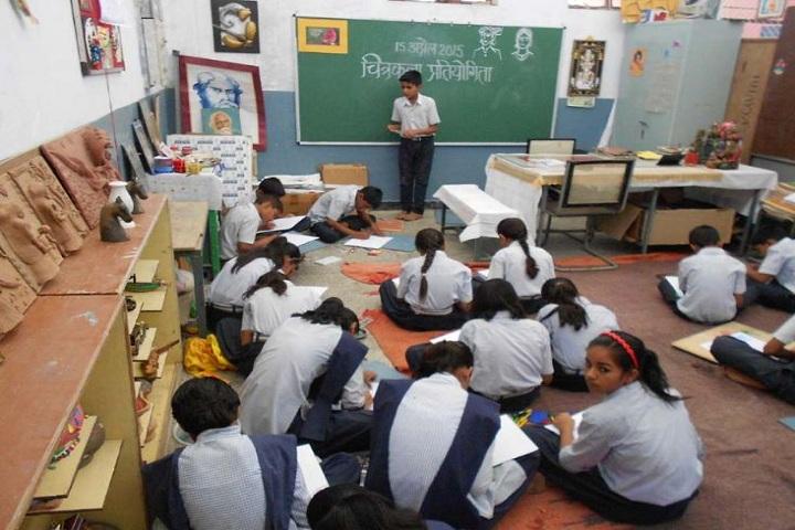 Jawahar Navodaya Vidyalaya-Essay  Writing competittion