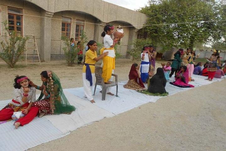 Jawahar Navodaya Vidyalaya-Krishnashtami day special drama