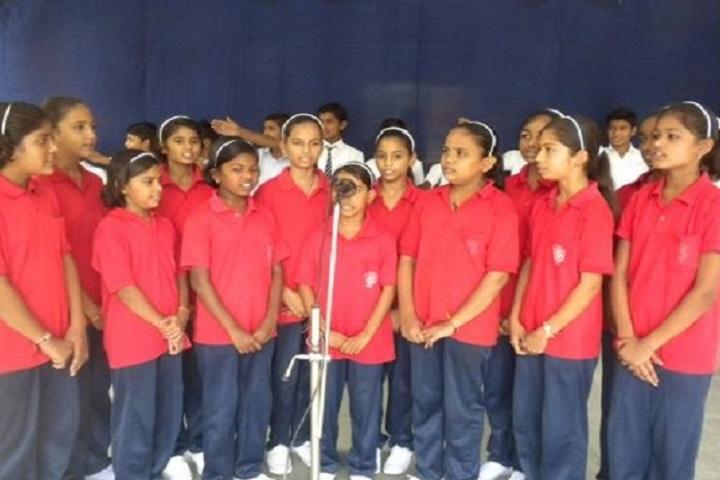 Jawahar Navodaya Vidyalaya-Singing Competition