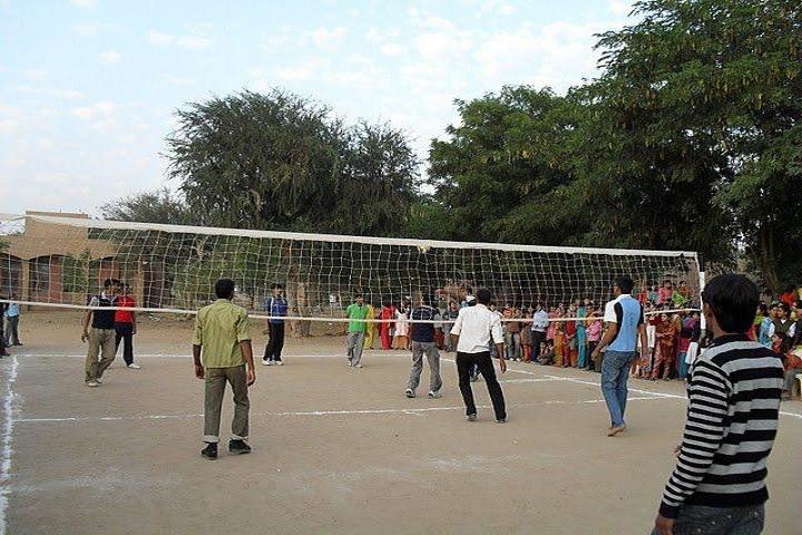 Jawahar Navodaya Vidyalaya-Play Area