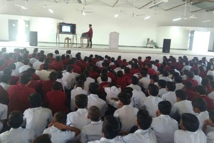 Jawahar Navodaya Vidyalaya- Event 1
