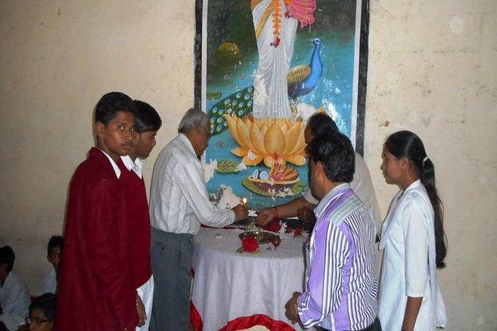 Jawahar Navodaya Vidyalaya-Pooja Event