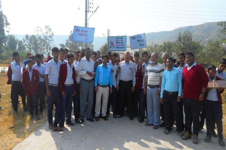 Jawahar Navodaya Vidyalaya-School Rally