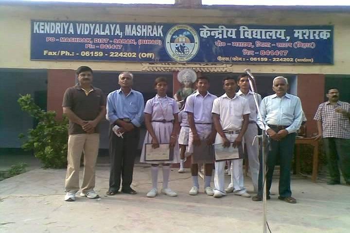 Kendriya Vidyalaya-Certification