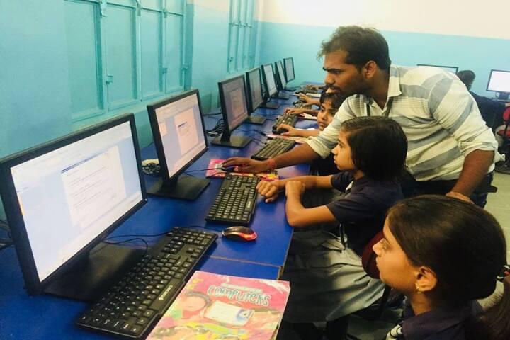 Jhunjhunu Academy-Computer Lab