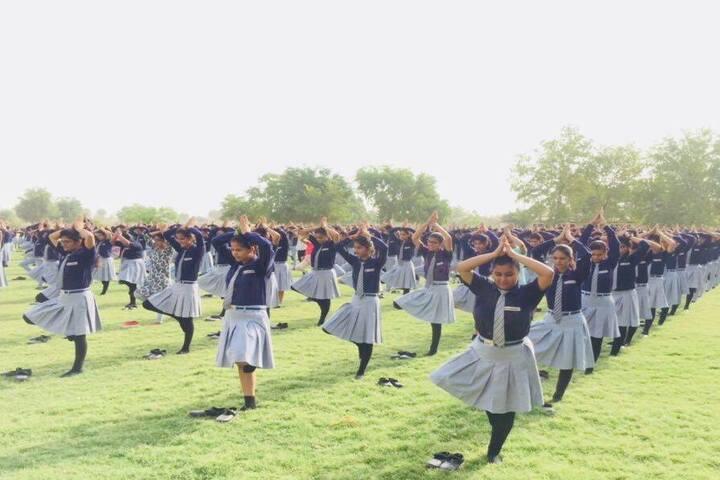 Jhunjhunu Academy-Yoga