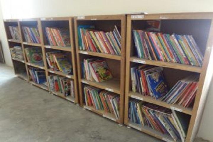 Jindal Public School-Library