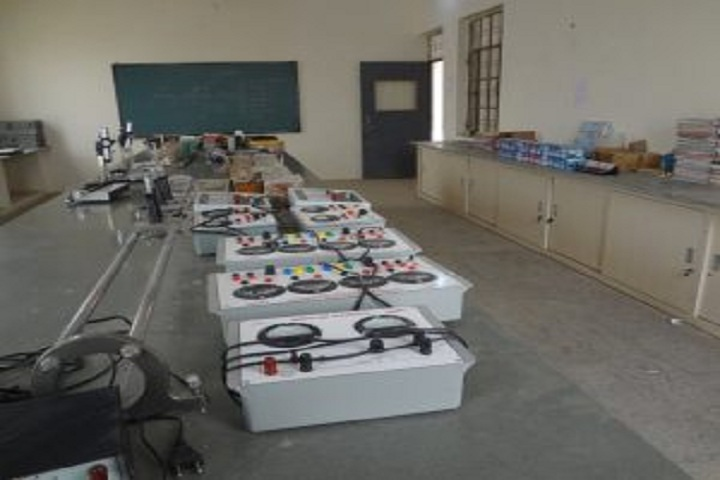 Jindal Public School-Physics Lab