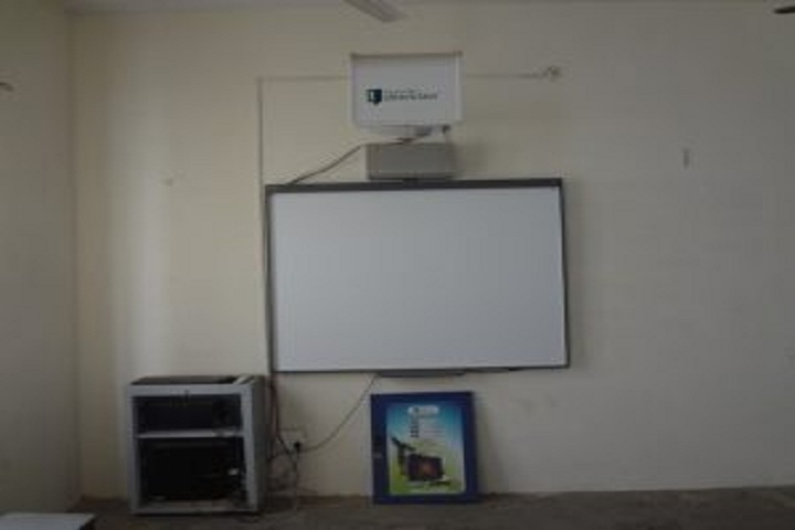 Jindal Public School-Smart Classrooms