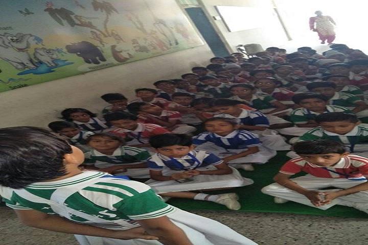 Jindal Public School-Students
