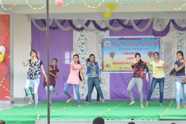 JSB Public School-Annual day