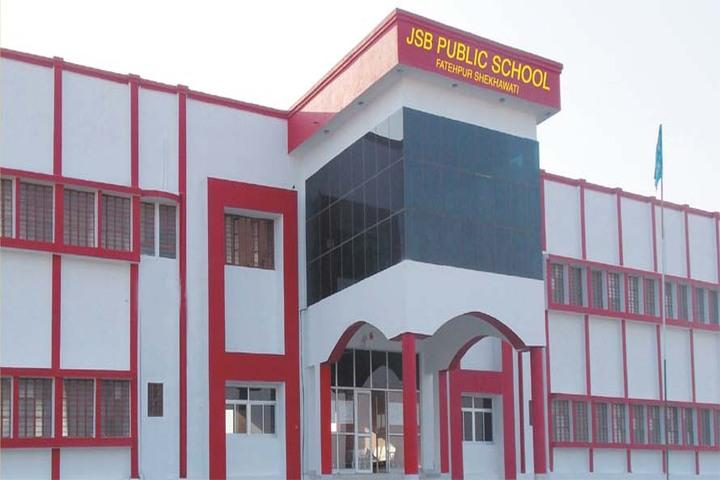JSB Public School-Campus