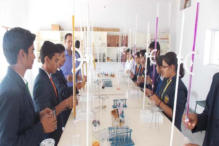 JSB Public School-Chemistry Lab