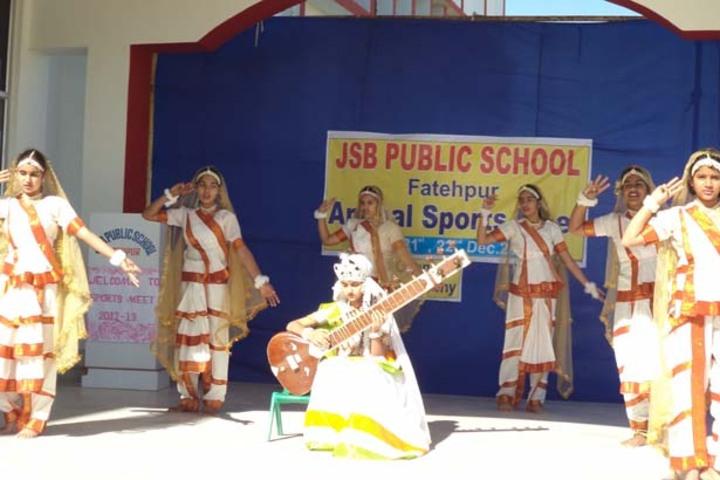 JSB Public School-Cultural Events