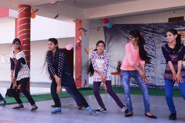 JSB Public School-Dance