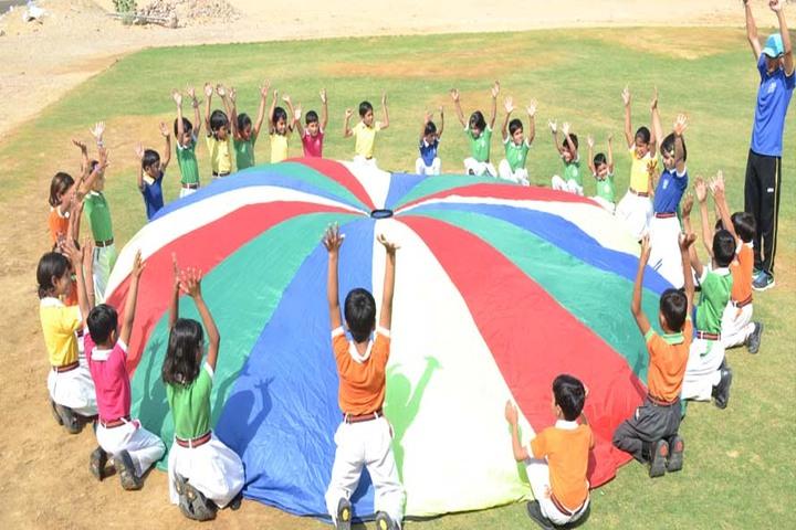 JSB Public School-Play Ground