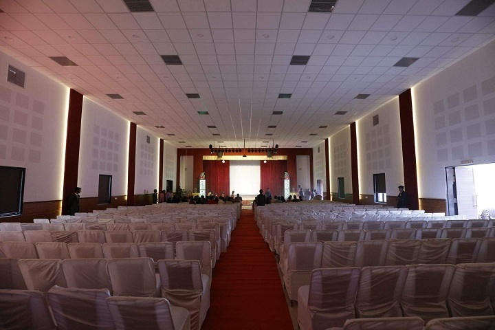 JVP International Secondary School-Auditorium