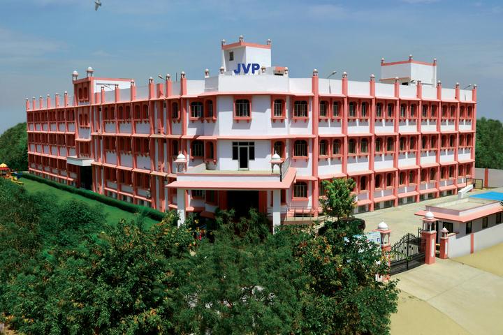 JVP International Secondary School-Campus View