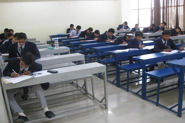 JVP International Secondary School-Classroom