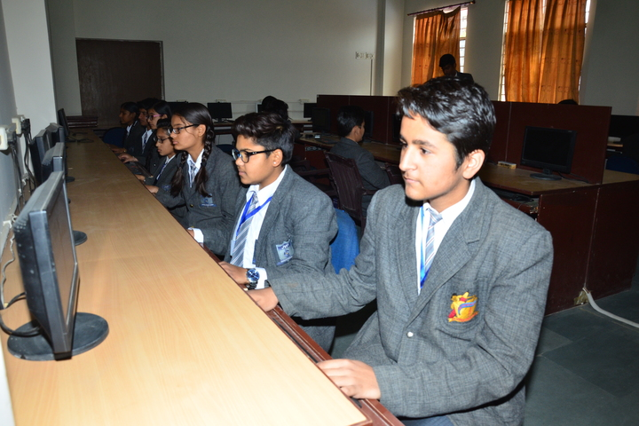 JVP International Secondary School-Computer Lab