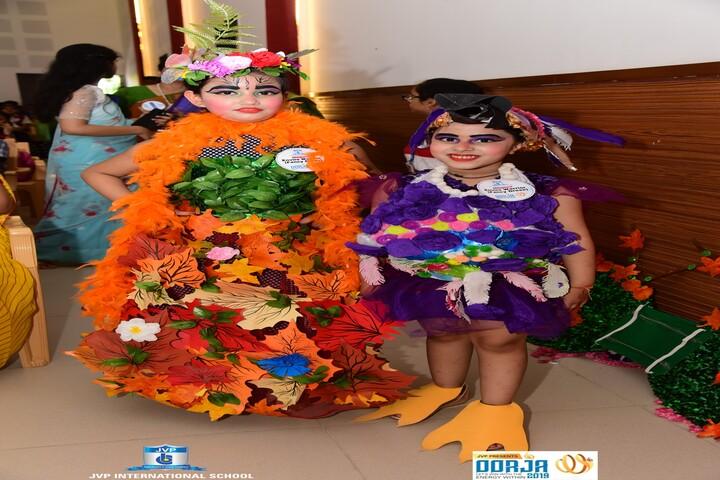 JVP International Secondary School-Fancy Dress