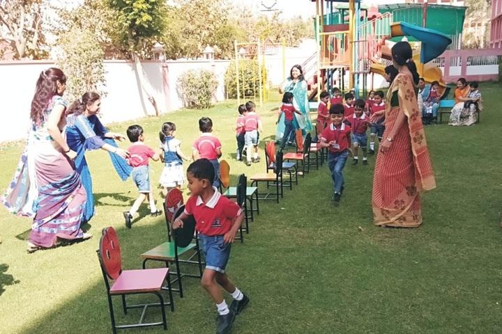 JVP International Secondary School-Kindergarden