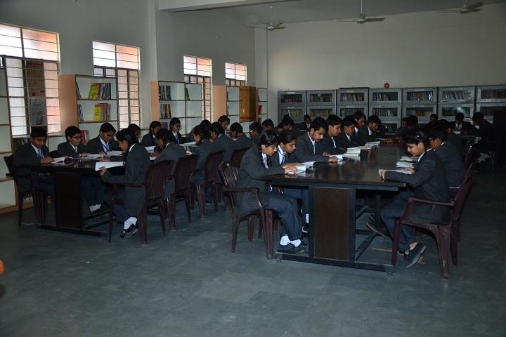 JVP International Secondary School-Library