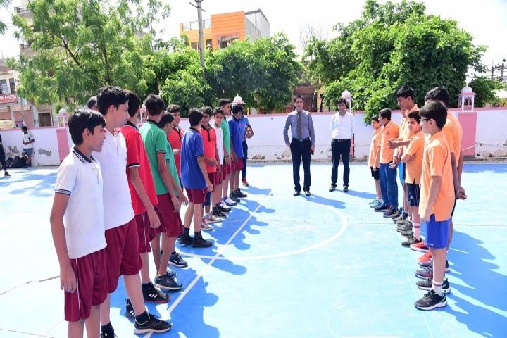 JVP International Secondary School-Sports Team