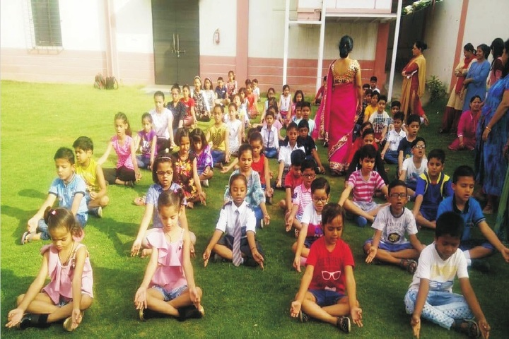 JVP International Secondary School-Yoga