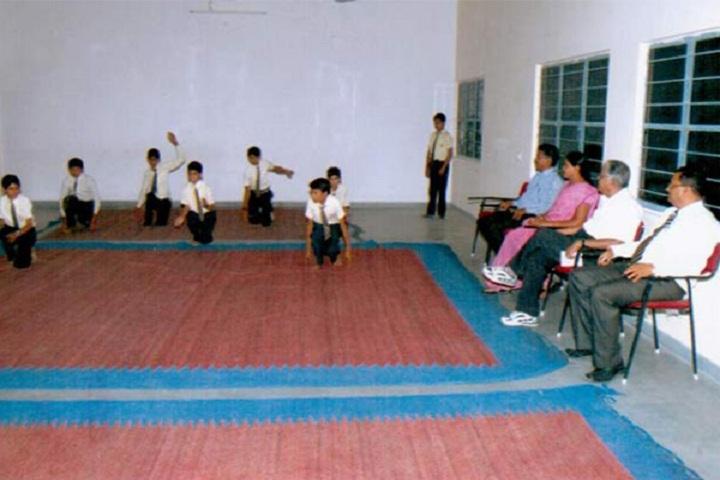 Jyoti Vidyapeeth-Dance room