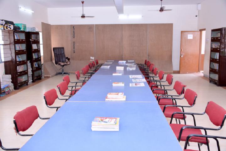 Jyoti Vidyapeeth-Library