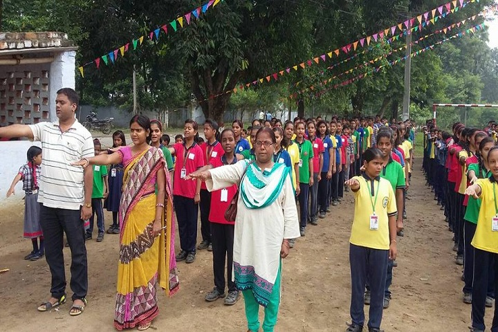 Kendriya Vidyalaya School-Assembly