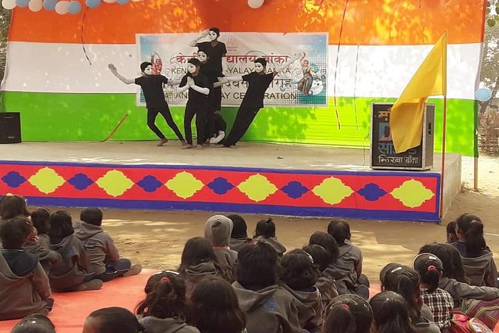 Kendriya Vidyalaya School-Republic Day Celebrations