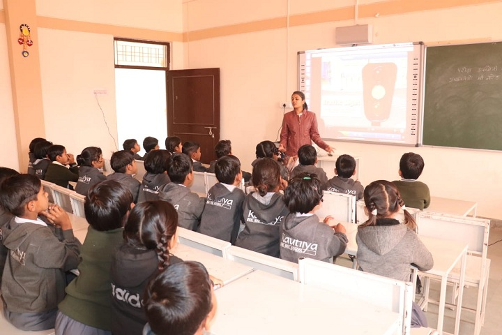 Kautilya Senior Secondary School-Digital Classroom