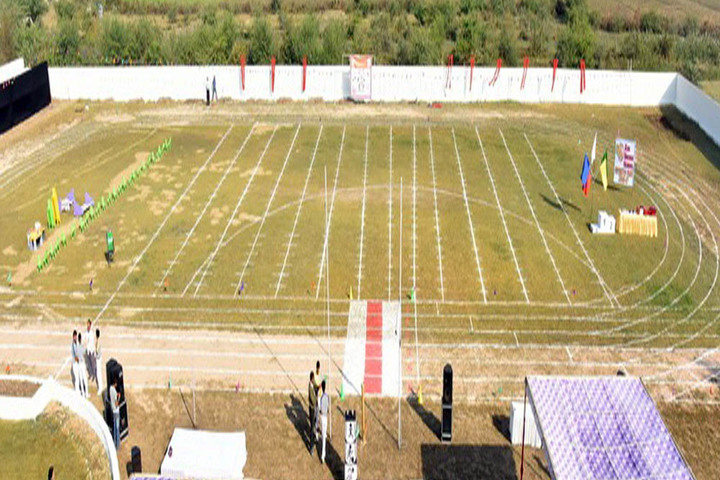 Kenbridge School-Play Ground
