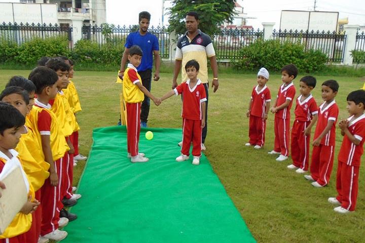 Kenbridge School-Sports Team