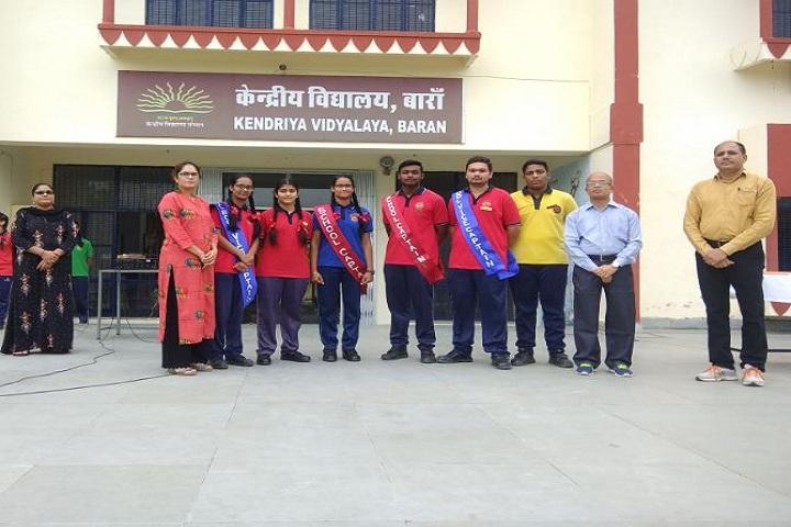 KENDRIYA VIDYALAYA-Students Council