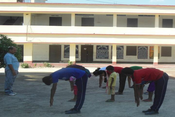 Kendriya Vidyalaya-Physical Education