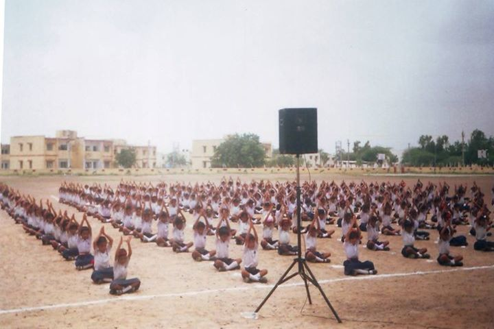 Kendriya Vidyalaya-Physical Education