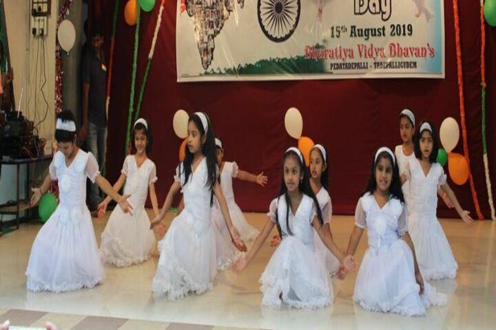 Bharatiya Vidya Bhavans Residential Public School-Dancing Activity