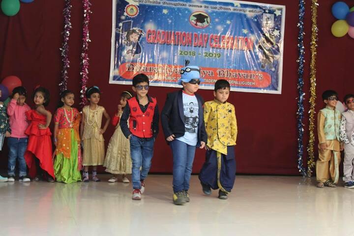 Bharatiya Vidya Bhavans Residential Public School-Graduation Day