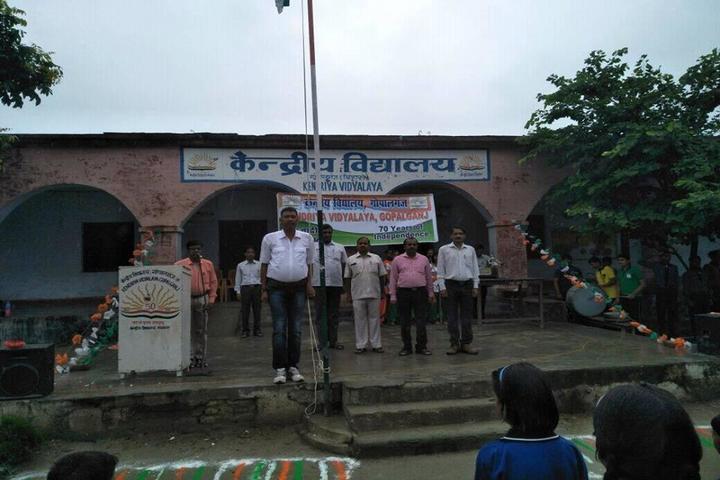 Kendriya Vidyalaya- Republic day celebrations