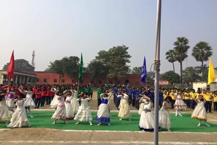 Kendriya Vidyalaya- Sports day celebrations