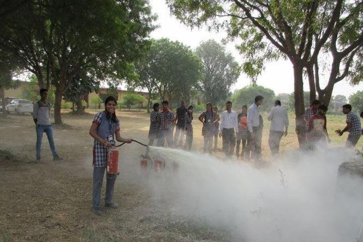 Kendriya Vidyalaya-Fire Safty Awareness
