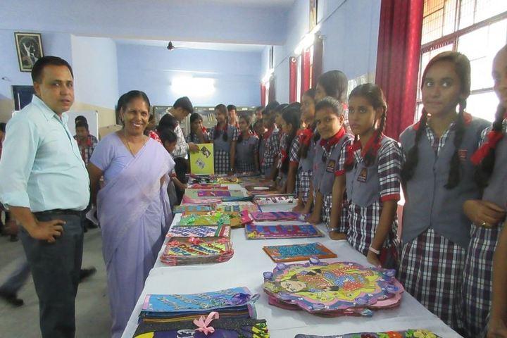 Kendriya Vidyalaya-Social Science Exhibition