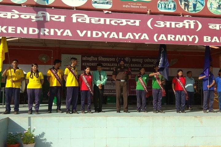 Kendriya Vidyalaya-Student Houses