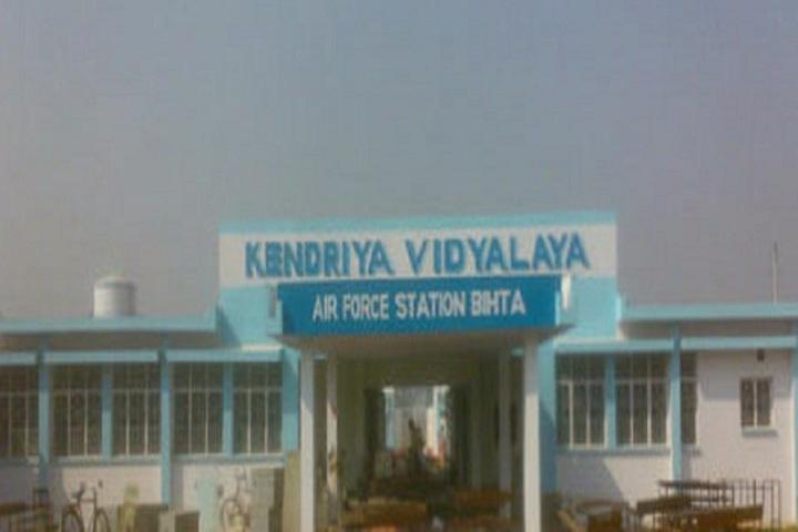 Kendriya VIdayala- School Building
