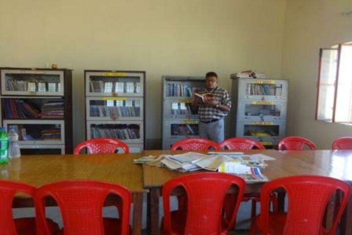 Kendriya Vidyalaya-Library