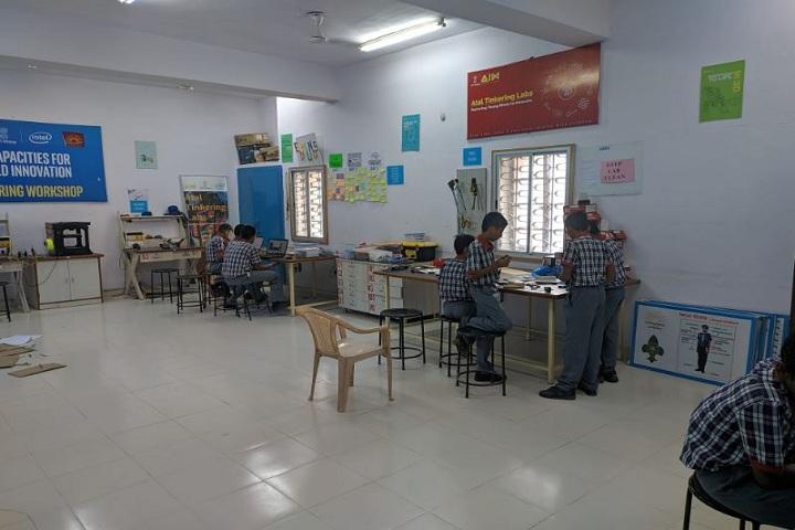 Kendriya Vidyalaya-Electronics Lab