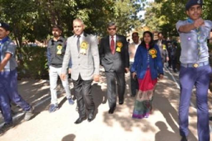 Kendriya Vidyalaya-Welcome Ceremony
